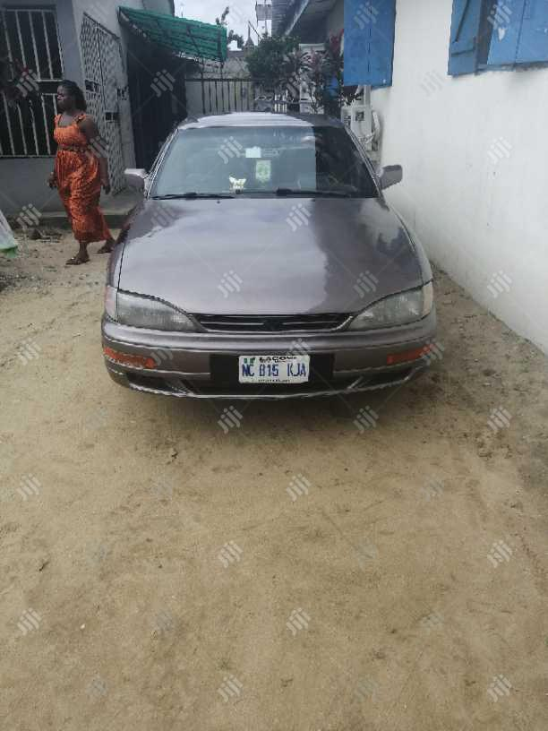 Archive: Toyota Camry 1996 Gray