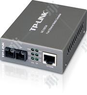 Fiber Media Converter, 10-100 | Networking Products for sale in Rivers State, Port-Harcourt