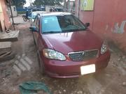 Toyota Corolla 2006 LE Red | Cars for sale in Lagos State, Ikorodu