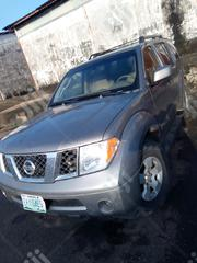 Nissan Pathfinder 2006 LE 4x4 Gray | Cars for sale in Lagos State, Ikeja