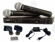 Shure Combo Wireless Mic Blx | Audio & Music Equipment for sale in Lagos State, Ojo