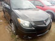 Pontiac Vibe Automatic 2003 Black | Cars for sale in Lagos State, Apapa