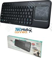 Logitech K400 Wireless Touch TV Keyboard | Computer Accessories  for sale in Lagos State, Ikeja