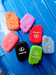 Silicone Car Key Cover | Vehicle Parts & Accessories for sale in Lagos State, Ojo