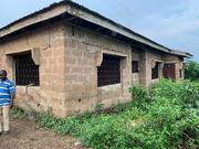 3 Bedroom Bungalow Built On 2 Plots Of Land At Olorunsogo Ibadan. | Houses & Apartments For Sale for sale in Oyo State, Olorunsogo