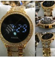 Gold Digital Wristwatch | Watches for sale in Lagos State, Surulere