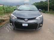 Toyota Corolla 2015 Gray | Cars for sale in Abuja (FCT) State, Jahi