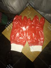 Short Rubber Hand Gloves   Safety Equipment for sale in Lagos State, Lagos Island
