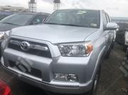 Toyota 4-Runner 2010 Silver | Cars for sale in Lagos State, Amuwo-Odofin