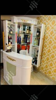 Adjustable Bar Cabinet | Furniture for sale in Lagos State, Ojo