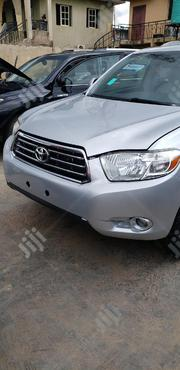 Toyota Highlander 2008 Sport Silver | Cars for sale in Oyo State, Ibadan