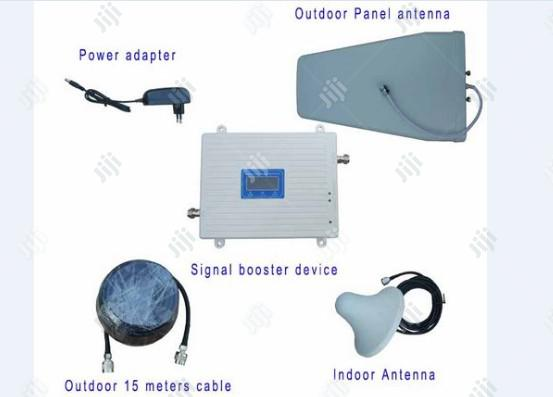 Signal Booster 2-4g Dual Band BY HIPHEN SOLUTIONS LTD