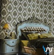 Queen's Floral Gold Damask Wallpaper | Home Accessories for sale in Abuja (FCT) State, Gwarinpa