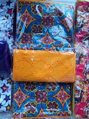 Plain & Pattern/ Lace & Ankara Combo | Clothing for sale in Lagos State, Ikorodu