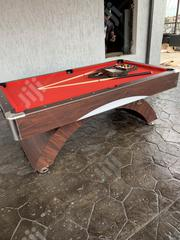Pool Table With Complete Accessories Available | Sports Equipment for sale in Akwa Ibom State, Etim-Ekpo