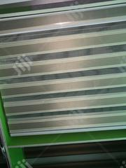 Cream Zebra, Brown Zebra And White Flower Zebra Blinds | Home Accessories for sale in Lagos State, Yaba