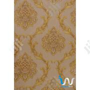 Gold Damask In Light Brown Wallpaper | Home Accessories for sale in Abuja (FCT) State, Gwarinpa