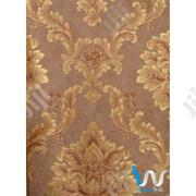 Gold Damask In Brown Wallpaper | Home Accessories for sale in Abuja (FCT) State, Gwarinpa