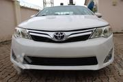 Toyota Camry 2012 White | Cars for sale in Abuja (FCT) State, Gwarinpa