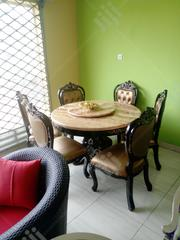 Round Dinning Table   Furniture for sale in Abuja (FCT) State, Utako