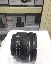 Canon EFS Lens 10-18mm Wide Angle | Accessories & Supplies for Electronics for sale in Lagos State, Ikeja