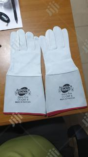 Original Argon Premium Safety Long Hand Gloves | Safety Equipment for sale in Lagos State, Ilupeju