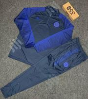 Chelsea FC Dry Strike Tracksuit 2019-2020 | Clothing for sale in Lagos State, Lagos Mainland