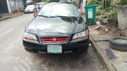 Honda Accord 2002 Coupe Black | Cars for sale in Lagos State, Ikeja