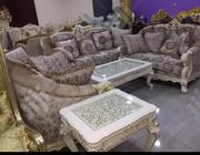 Complete Set of Turkish Fabric Royal Chair | Furniture for sale in Lagos State, Ojo