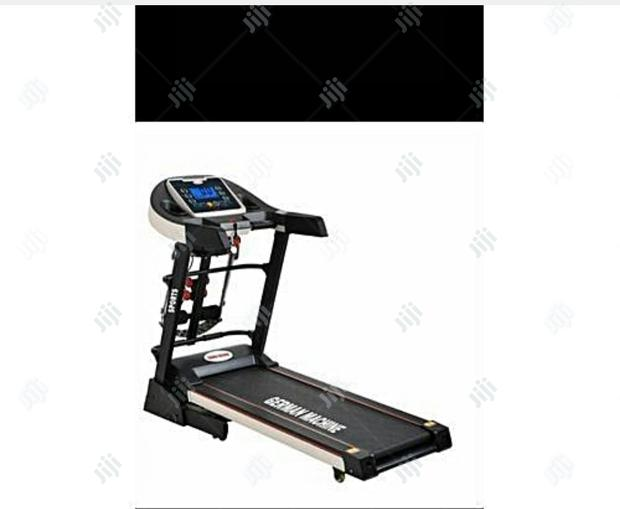 2.5 Hp German Treadmill With Massage,Situp and Dumbell