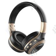 B19 Zealot Lcd Bluetooth | Headphones for sale in Lagos State, Ikeja