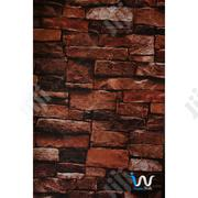 Deep Red 3D Bricks Wallpaper | Home Accessories for sale in Abuja (FCT) State, Guzape District