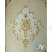 Gold Floral In Light Brown Wallpaper | Home Accessories for sale in Abuja (FCT) State, Utako
