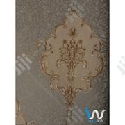 Gold Floral in Grey II Wallpaper | Home Accessories for sale in Abuja (FCT) State, Nyanya