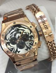 Hublot Wristwatch For Classic Men | Watches for sale in Lagos State, Lagos Island