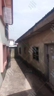 House For Sale At Oshoala Street Off College Road Ogba Full Plot | Houses & Apartments For Sale for sale in Lagos State, Ikeja