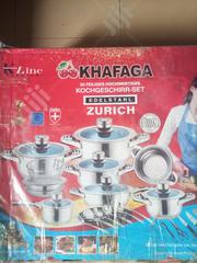 30 Pieces Original German Cookware - Khafaga | Kitchen & Dining for sale in Lagos State, Isolo