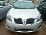 Pontiac Vibe 2009 Silver | Cars for sale in Lagos State, Amuwo-Odofin
