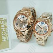 Michael Kors Wristwatch For Couples | Watches for sale in Lagos State, Lagos Island