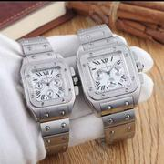 Couples Cartier Wristwatch for Classic Men and Women | Watches for sale in Lagos State, Lagos Island