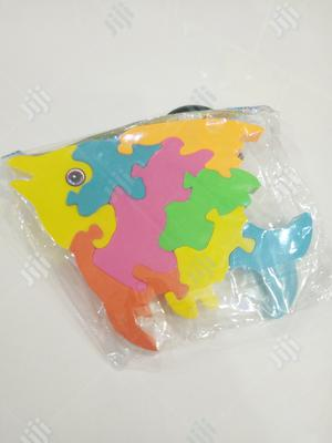 Fish Puzzle Toy