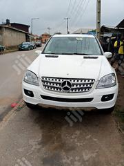 Mercedes-Benz M Class 2006 White   Cars for sale in Lagos State, Alimosho