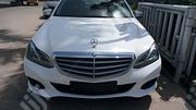 Mercedes-Benz E200 2014 White | Cars for sale in Lagos State, Lagos Mainland