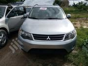 Mitsubishi Outlander 2.4 4WD Intense 2007 Silver | Cars for sale in Abuja (FCT) State, Galadimawa