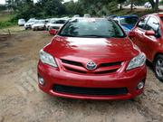Toyota Corolla 2011 Red | Cars for sale in Abuja (FCT) State, Galadimawa