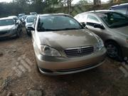 Toyota Corolla 1.8 VVTL-i TS 2006 Gold | Cars for sale in Abuja (FCT) State, Galadimawa