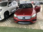 Mercedes-Benz E300 2017 Red   Cars for sale in Lagos State, Lekki Phase 1