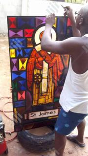 St James Oil Painting | Building & Trades Services for sale in Lagos State, Mushin