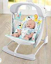 Fisher Price Take Along Deluxe Swing And Seat   Children's Gear & Safety for sale in Rivers State, Port-Harcourt