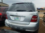 Mercedes-Benz M Class 2011 Silver   Cars for sale in Lagos State, Agege